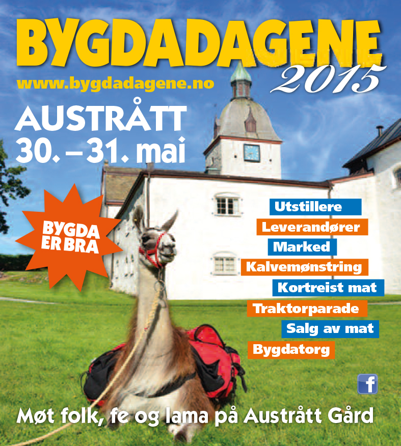 Bygdadagene på Austrått 2015